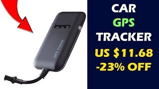Best Real Time Hidden Car GPS Tracker