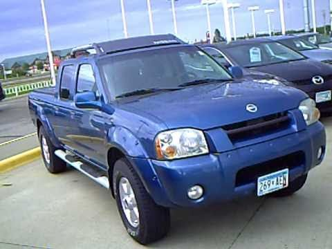 2003 Nissan Frontier - YouTube