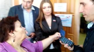 Скандал на выборах в Бердске