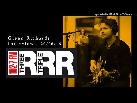 Glenn Richards Interview - 20/06/16