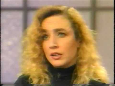 February 1992 - Dana Plato Discusses Drug Rehabilitation