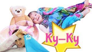 Інтерактивні іграшки для дітей. Б'янка, Маша і говорить ведмедик