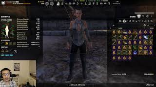 Nirn versus Infused Main Hand for Stamina DPS in Murkmire