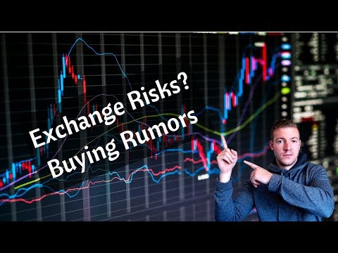 Don't Buy the Rumor OR the News? Bittrex Exchange FUD and Minimizing Risks