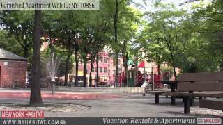 Video Tour of a Furnished Studio on Fillmore Pl. in Williamsburg, Brooklyn, New York