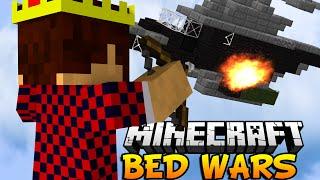 ЗАХВАТЫВАЕМ ВРАЖЕСКИЙ ВЕРТОЛЁТ - Minecraft Bed Wars (Mini-Game)