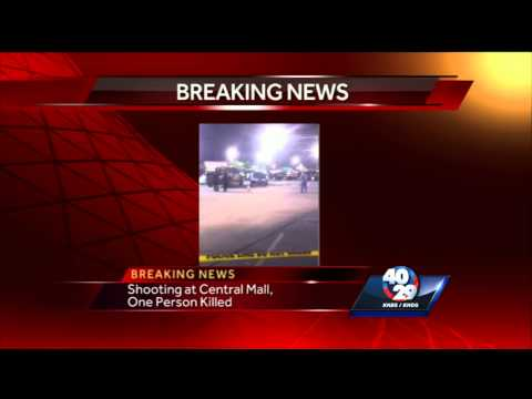 Deadly shooting at Fort Smith's Central Mall