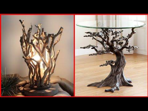 Artistic Wood Craft decoration ideas