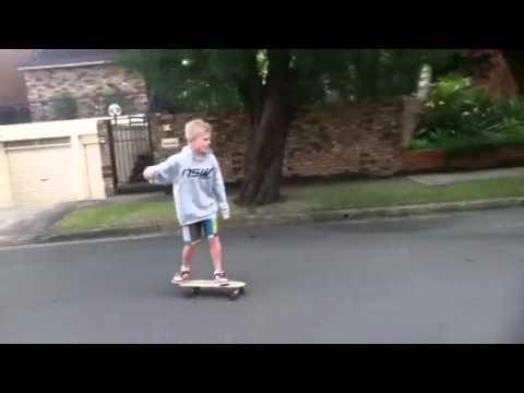 Tarp surfing 3