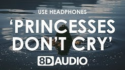 Aviva - Princesses Don't Cry (8D AUDIO) 🎧