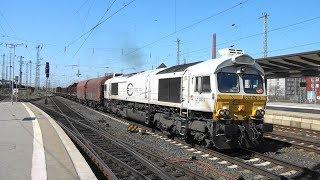 Trains at Bremen Hbf (Germany) 16 april 2019 part 2