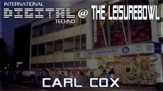 Carl Cox @ The Leisurebowl - International Digital Techno - 3.2.95