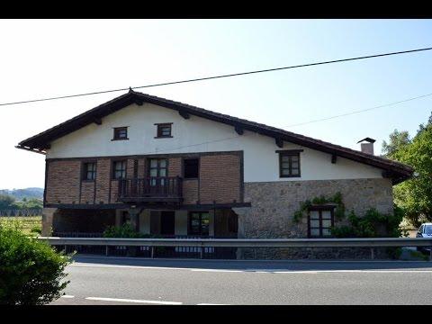Caserio baserri arquitectuta caserios de vizcaya youtube - Caserios pais vasco ...