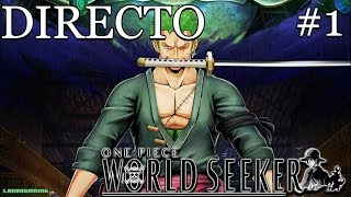 Vídeo One Piece: World Seeker