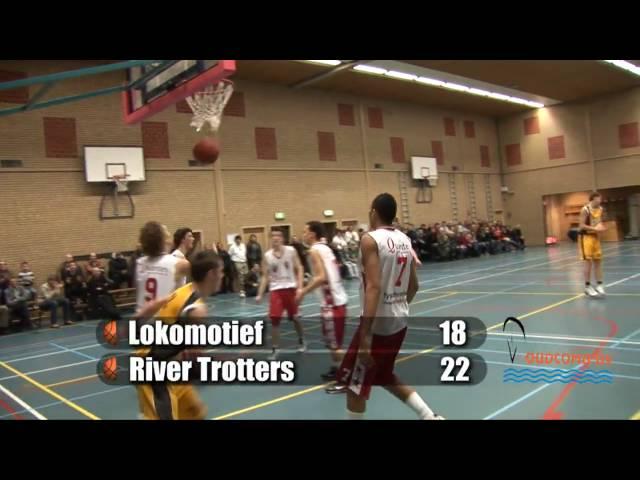 River Trotters U18 Lokomotief (febr 2010)