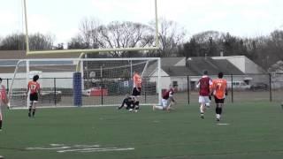 WT Lightning vs Princeton 031514 Derek MacKinnon