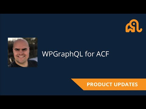 WPGraphQL for Advanced Custom Fields - WPGraphQL
