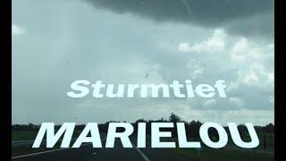 Achtung Sturmtief Marielou kommt am 2. Advent