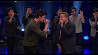 Stitches | Shawn Mendes and James Corden