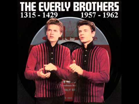 The Everly Brothers - Cadence 45 RPM Records - 1957 - 1962