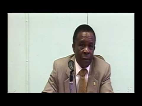 PM Mitchell updates on Grenada Invitational 2017