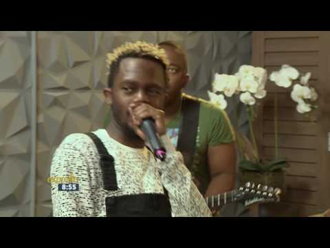 Kwesta featuring TLT perform