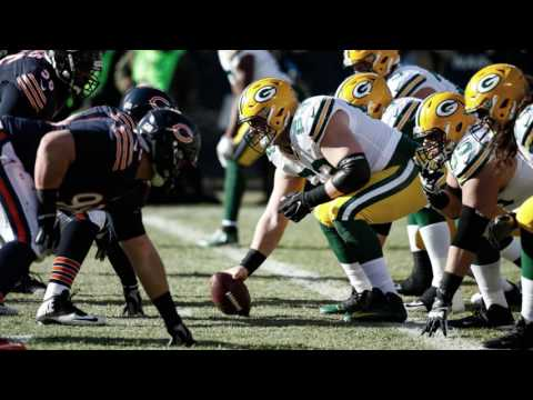 Green Bay Packers OTAs 2017: Offensive line