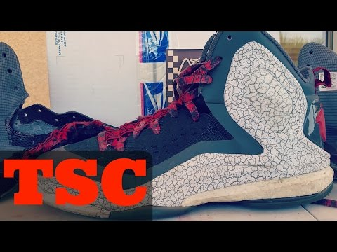 The Sneaker Chop Adidas Boost Derrick Rose 5