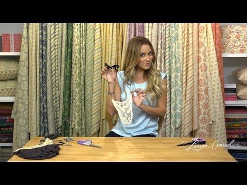 Crafty Creations: Bib Necklaces LaurenConradcom