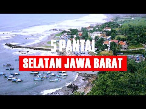 5 Pantai Yang Wajib Dikunjungi Di Wilayah Selatan Jawa Barat | Pantai Selatan | Jawa Barat