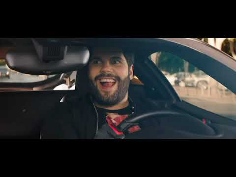 Taxi 5 (2018) Course Poursuite Ferrari Après Braquage