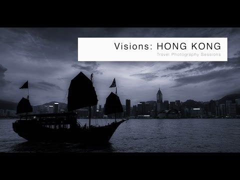 Travel Photography Sessions: Hong Kong