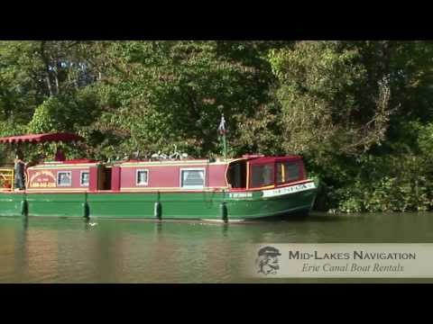 Lockmaster Canal Boats - Erie Canal