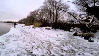Зимний спиннинг - Лёгкий джиг.