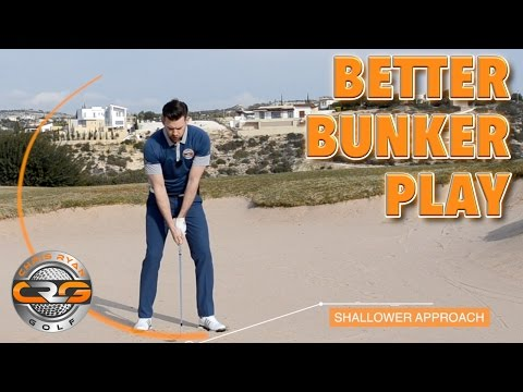 SIMPLE TIP TO IMPROVE YOUR BUNKER PLAY
