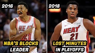 What's Happening to Hassan Whiteside's NBA Career?