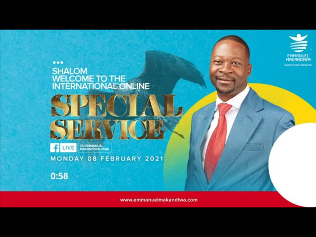 Emmanuel Makandiwa Special Service