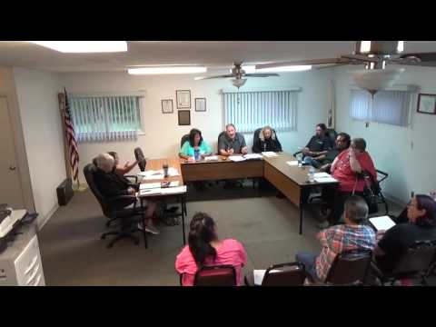 08/15/16 Village of Holiday Hills Board Meeting Pt.1