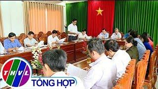 THVL | Ban Kinh tế ngân sách họp bàn kế hoạch thực hiện công tác giám sát về khai thác khoáng sản