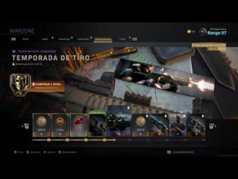 Call Of Duty WARZONE: (1 Victoria Con JMarente Y Enriku)