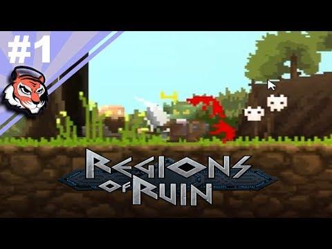 """"""" BAKALIM BAKALIM """" - #1 - Regions Of Ruin Türkçe Oynanış"""