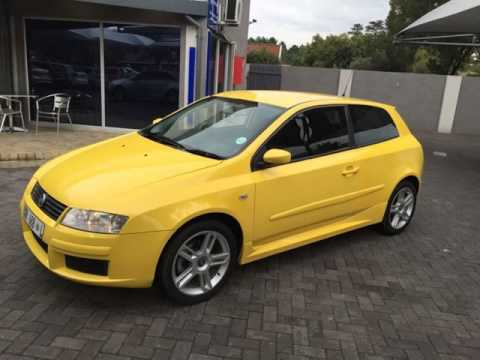 2005 fiat stilo 2 4 20v abarth auto for sale on auto trader south africa youtube. Black Bedroom Furniture Sets. Home Design Ideas