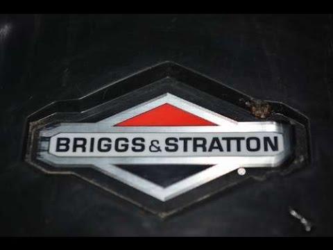 Чистка карбюратора на газонокосилке Briggs Stratton