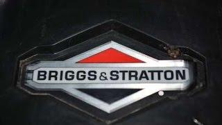 Чистка карбюратора на газонокосарці Briggs Stratton