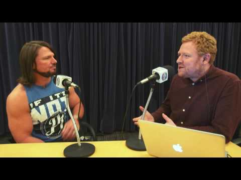 AJ Styles Interview: On match with Shane McMahon, Shinsuke Nakamura & WrestleMania part timers &
