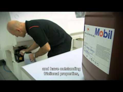 E&T Exxon Mobil and McLaren