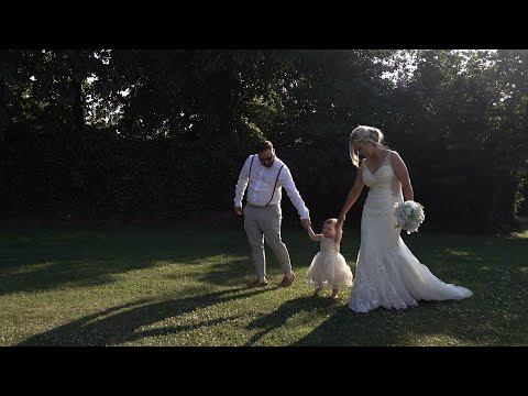 Healing Manor, Andy & Kelly Wedding Highlight video