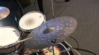 Steve Maxwell Vintage Drums - Istanbul Agop 22\