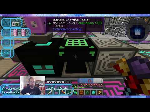 E93 - Enigmatica 2: Expert [ENDGAME] - Ultimate Crafting Table - YouTube