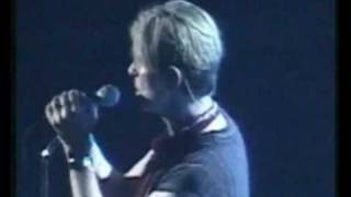DAVID BOWIE - UNDER PRESSURE - LIVE ROTTERDAM 2003 - A REALITY TOUR